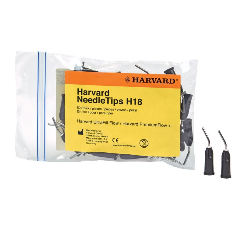 Harvard Needle Tips
