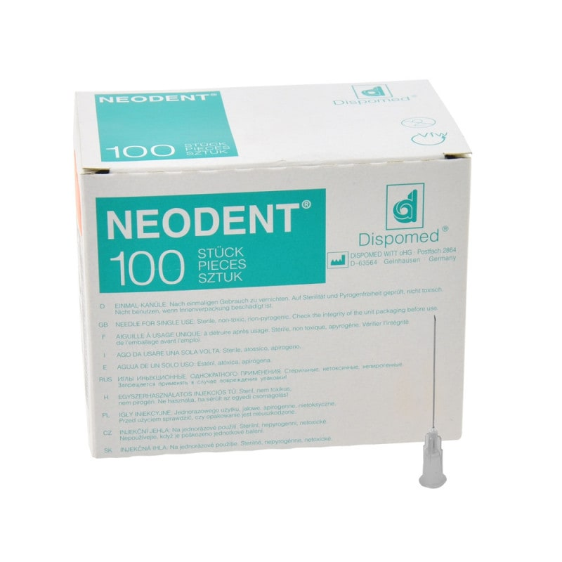 Neodent agujas dentales desechables