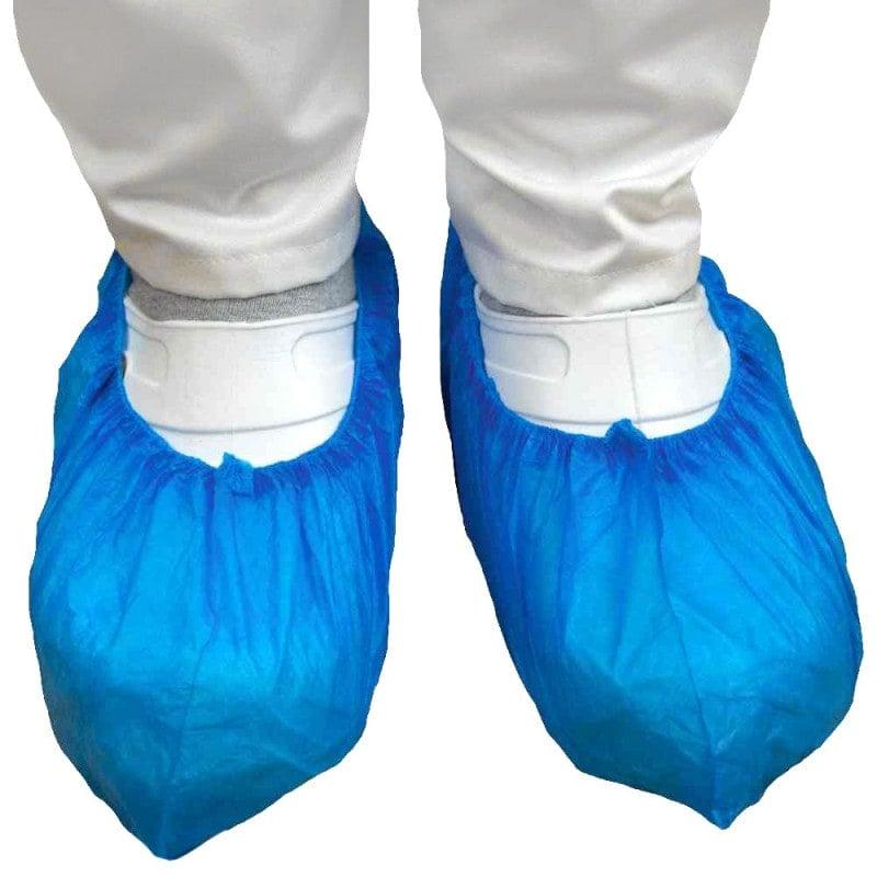 OP-Überziehschuhe mit Gummizug zur hygienischen Schuhabdeckung