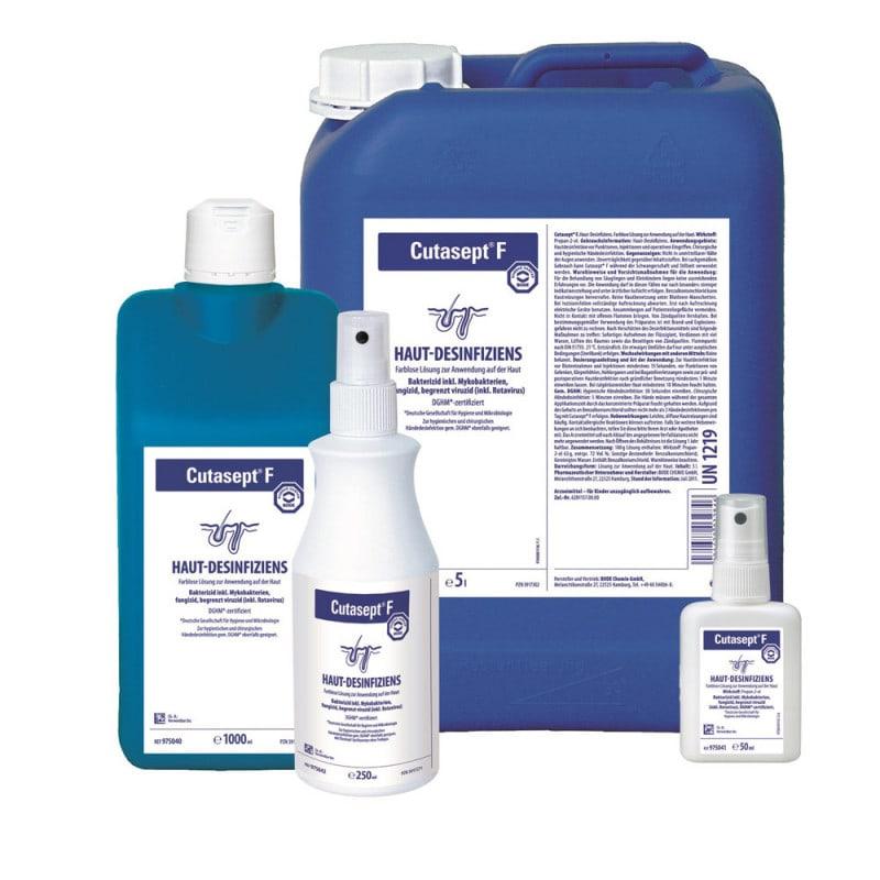 Cutasept F, Skin Disinfectant