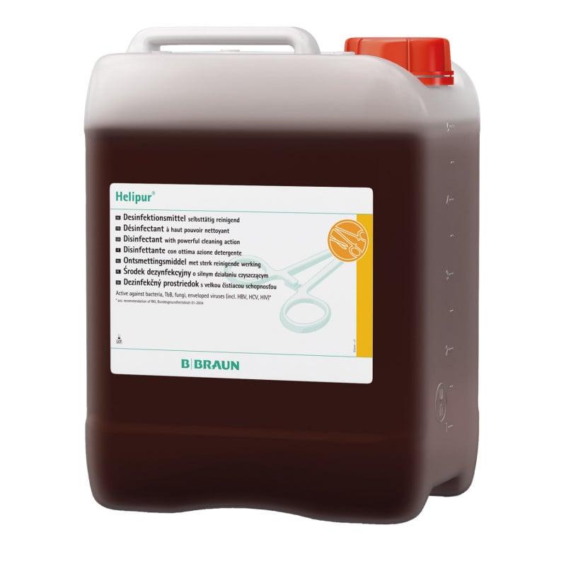 Helipur Desinfektionskonzentrat für medizinische Instrumente