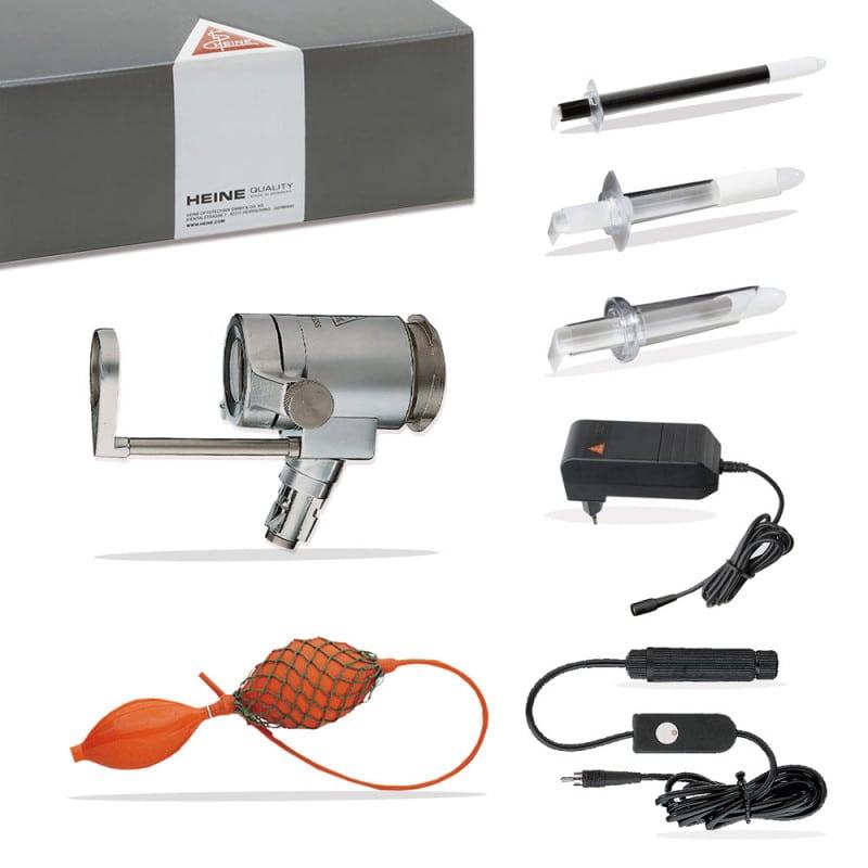 Zestaw sigmo-proktoskopowy HEINE