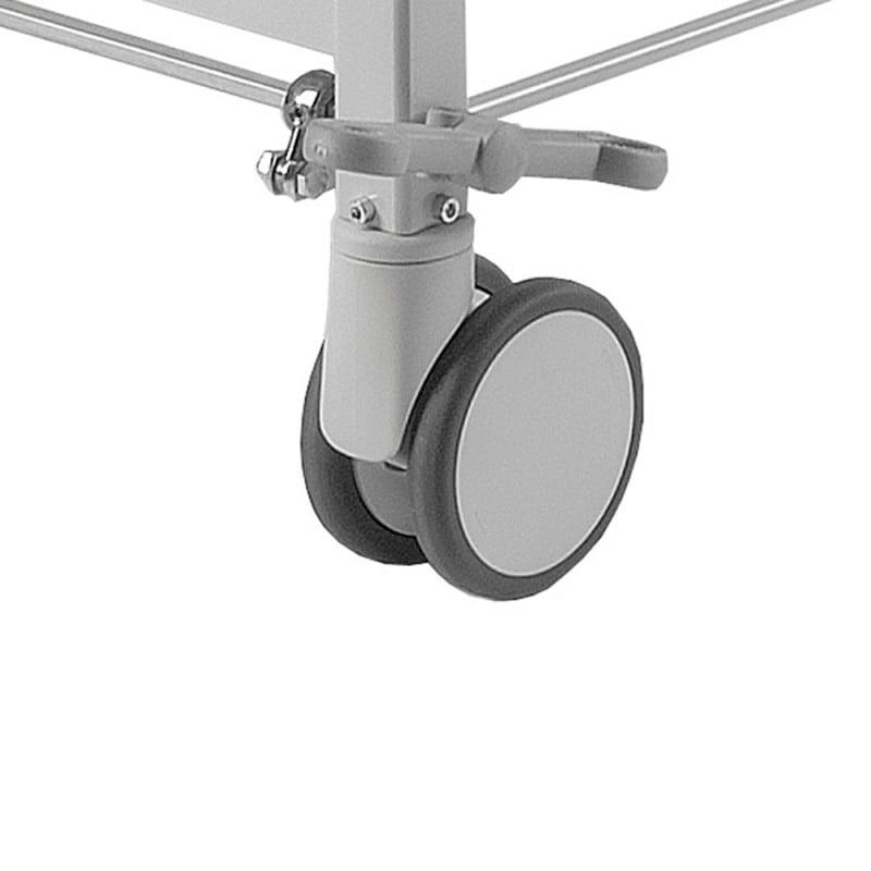 Zentralverstellung, Doppelrollen für den Röntgentisch POWER-LIFT