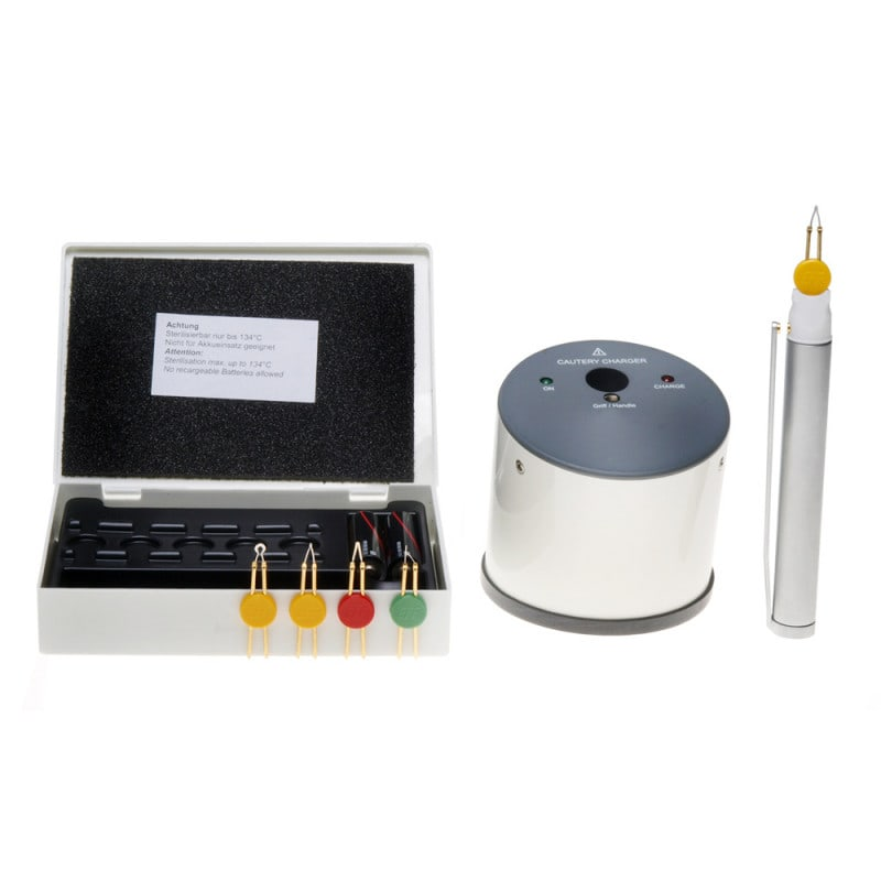 Rechargeable Cautery Pen Set