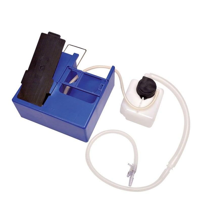 Bomba de aspiración MonoVAC - opción de manejo con la mano o el pie