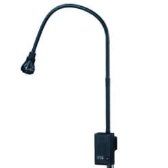 HEINE HL 1200 Examination Light with Lightweight Wheeled Stand