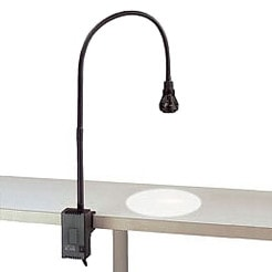 HEINE HL 1200 Examination Light with Clamp Mount