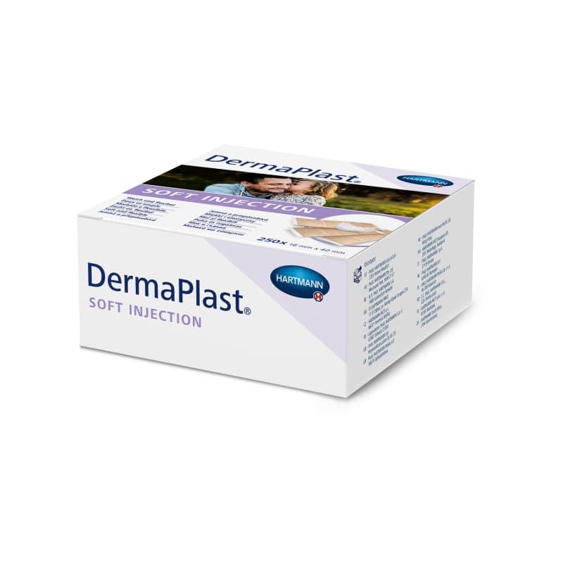 DermaPlast SOFT injection, hypoallergenic and skin-friendly