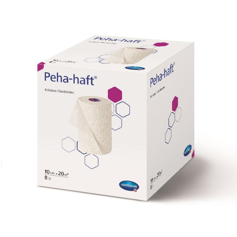 Peha-haft Fixierbinde von Hartmann mit hoher Dehnbarkeit und zweifachem Hafteffekt