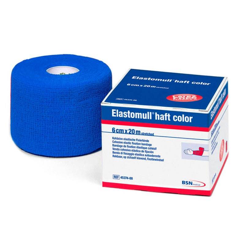 Elastomull haft color with latex-free coating