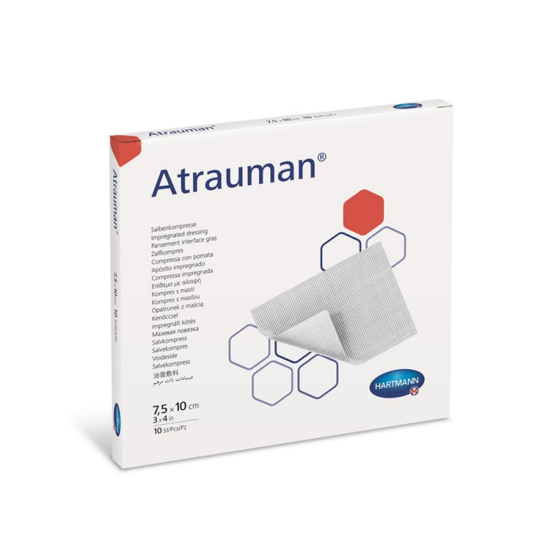 Atrauman ointment compresses | No active ingredients, non-adhesive