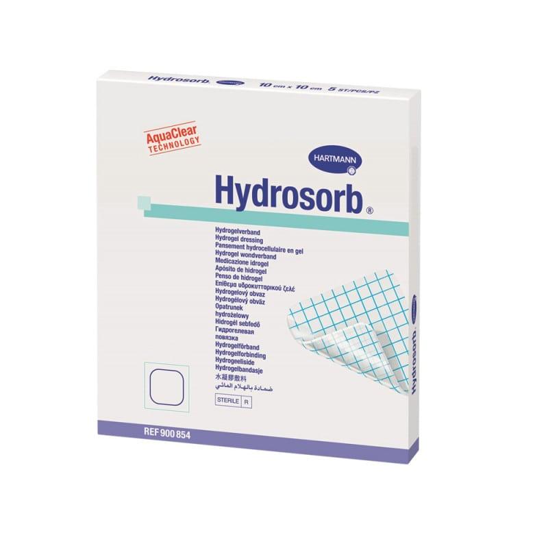 Opatrunek hydrożelowy Hydrosorb