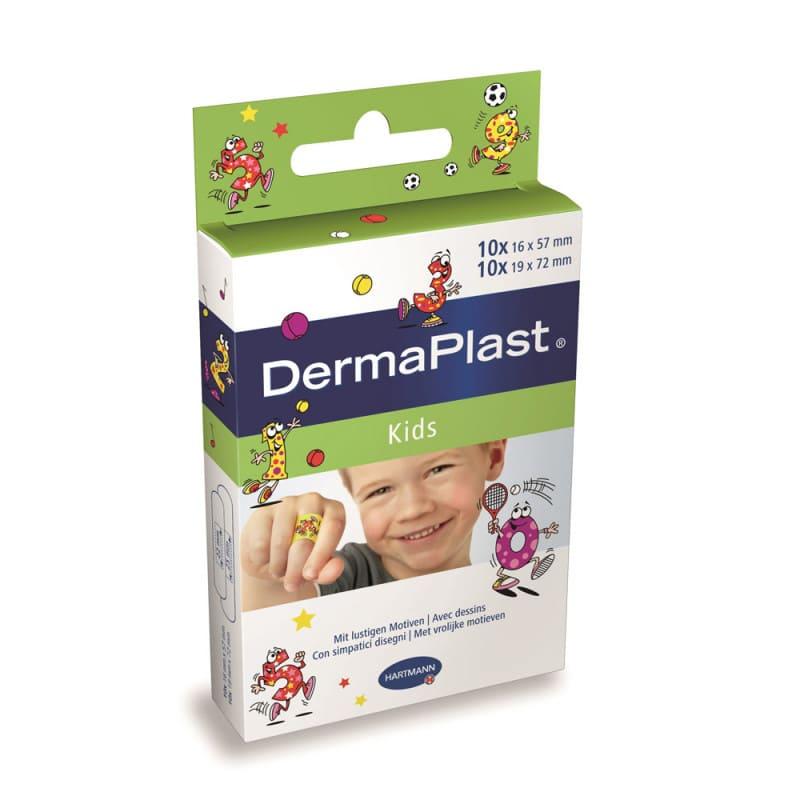 DermaPlast kids Kinderpflaster zur Versorgung kleiner Wunden