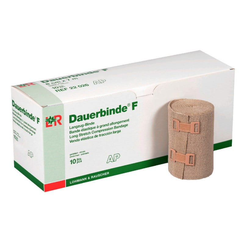 Dauerbinde Long-Stretch Bandage