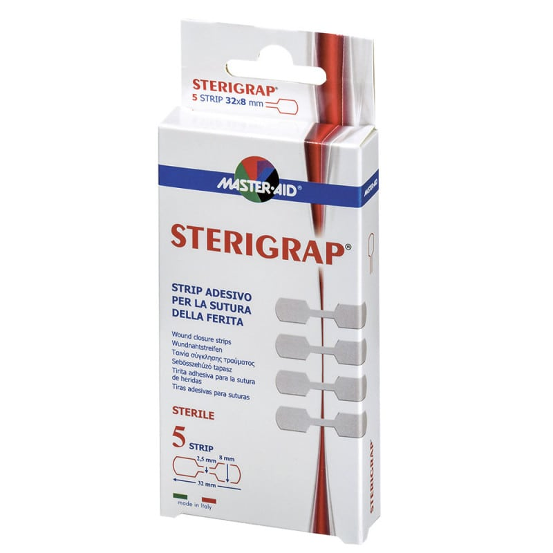 STERIGRAP wound closure strips | Available in various sizes and packages