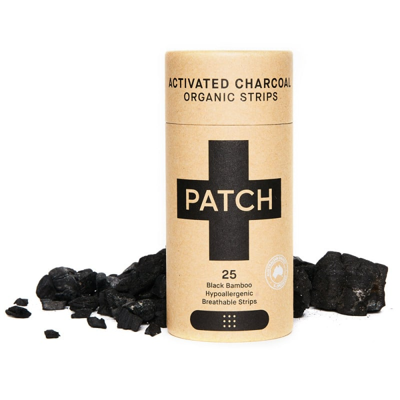 PATCH Bamboo Plasters with Activated Charcoal