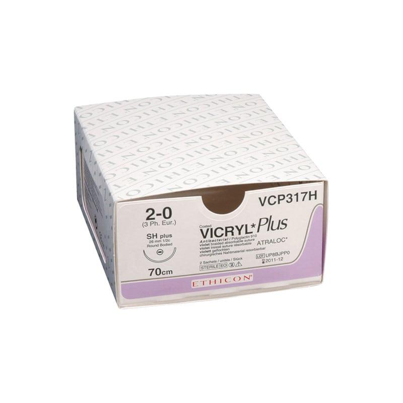 Vicryl Plus Violet Resorbeerbaar Hechtmateriaal
