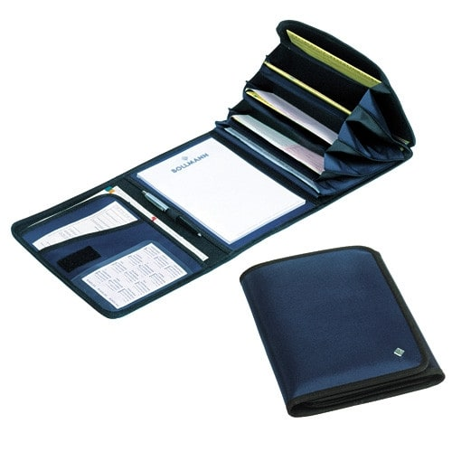 Expanding Folder with 9 Compartments