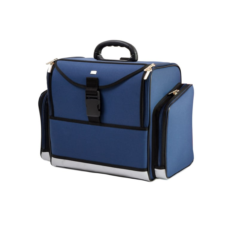 """The Alternative"" Doctor's bag with deep internal compartment"