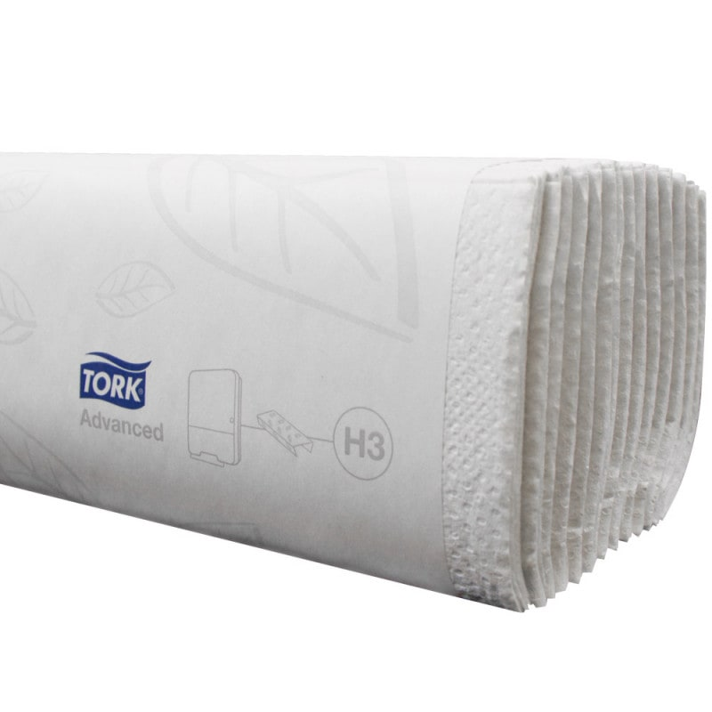 Tork Advanced Folded Paper Towels, 2-ply