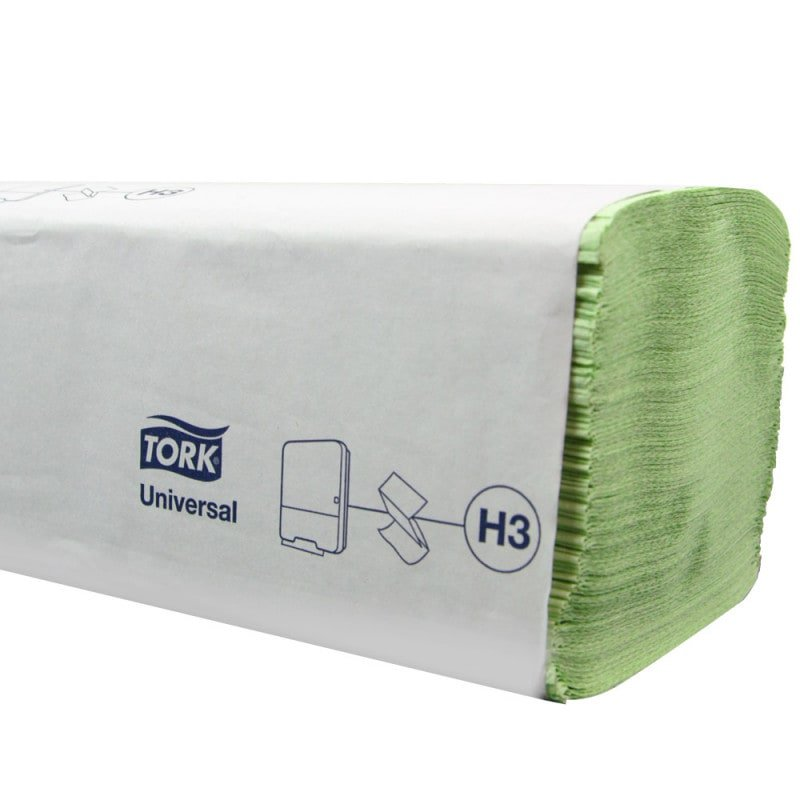 Tork paper towels – environmentally friendly, absorbent and with wet strength