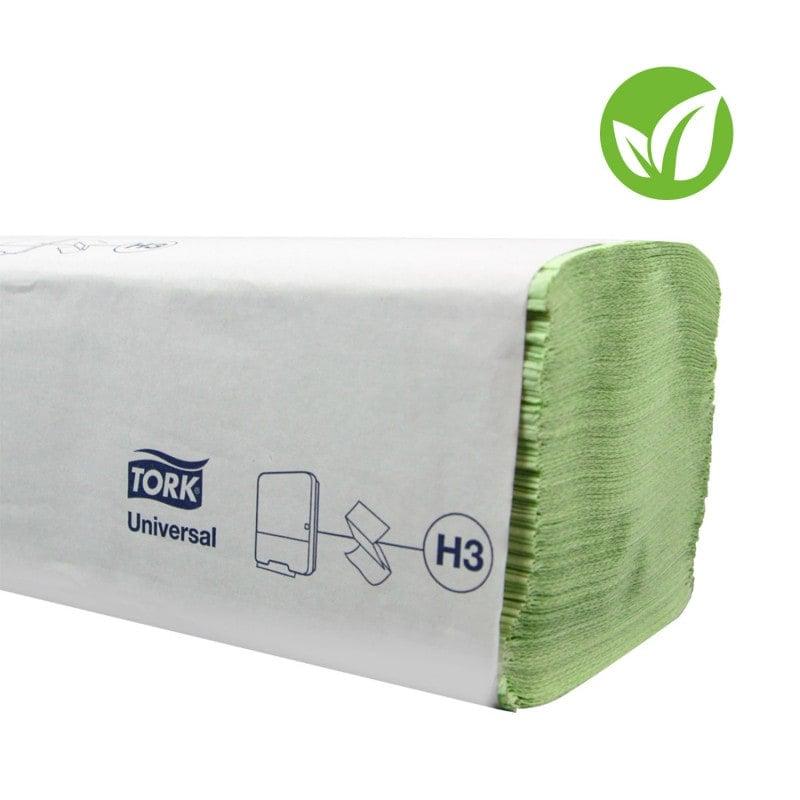 Asciugamani di carta usa e getta con piega a V della Tork, 4000 pezzi