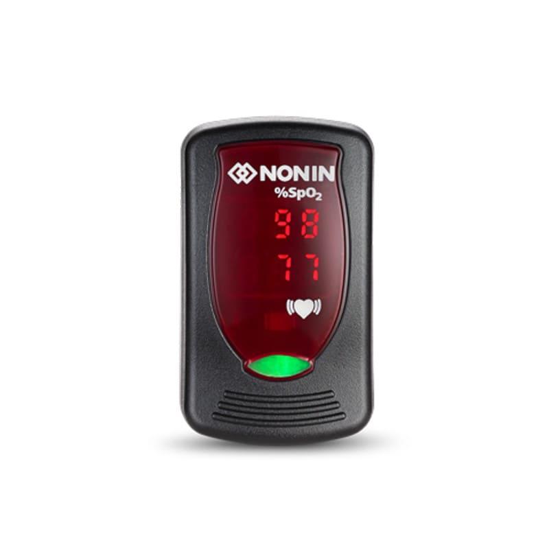 NONIN Onyx Vantage 9590 vingerpulsoximeter met een LED-display