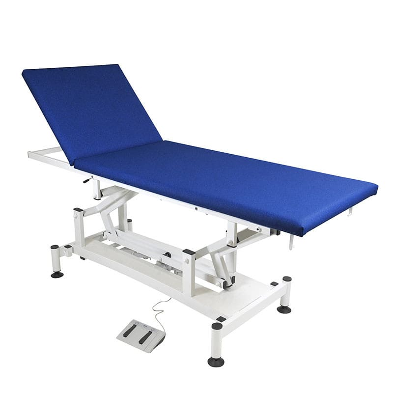 Height-Adjustable Treatment Table