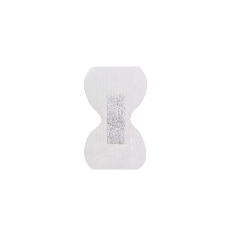 Aluplast finger tip plaster with special structure for secure and thorough coverage