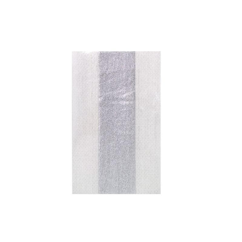 Aluplast wound plaster with aluminium-vaporised wound surface