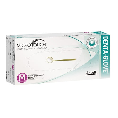 Ansell MICRO-TOUCH «Denta-Glove» HydraCare