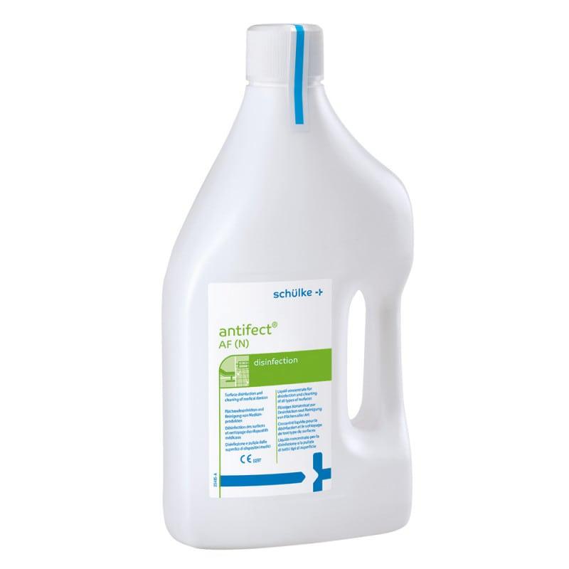 antifect AF (N) mit breitem Wirkspektrum bei guter Materialverträglichkeit