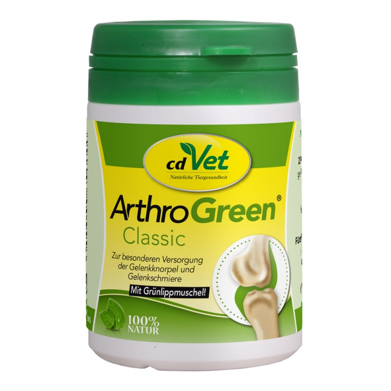 ArthroGreen Classic nutritional supplement for joint mobility | For dogs and cats