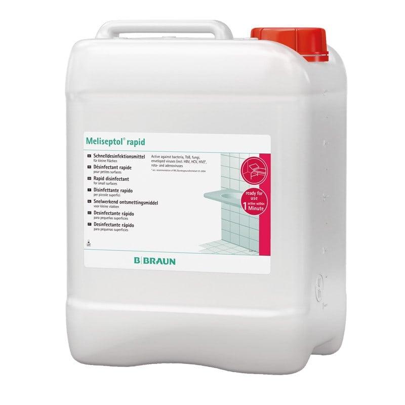 Alcohol para desinfectar superficies