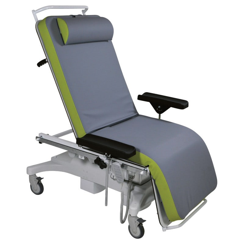 Blood Drawing and Dialysis Chair