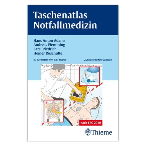 "Pocket Atlas ""Notfallmedizin"""