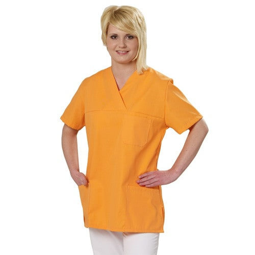 V-neck Scrub Tunic