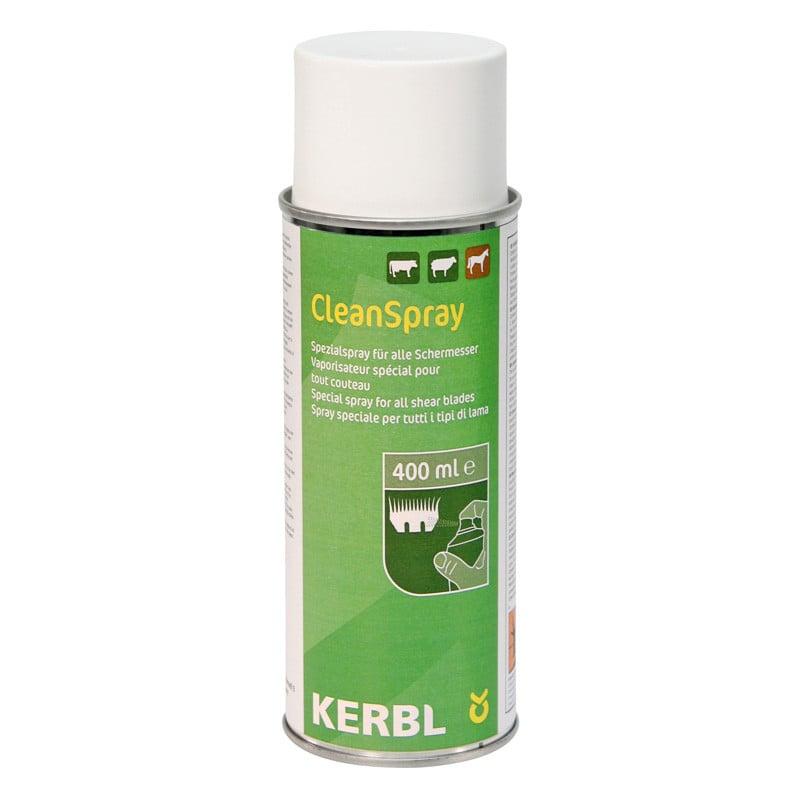 CleanSpray Schermaschinen-Reiniger