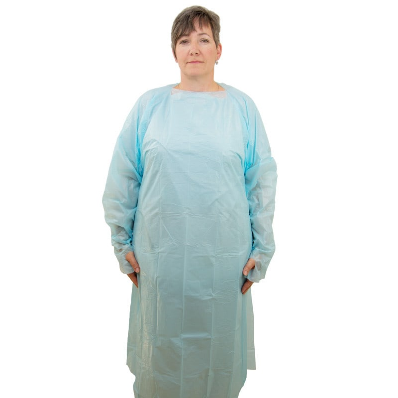 Water Repellant Disposable Aprons