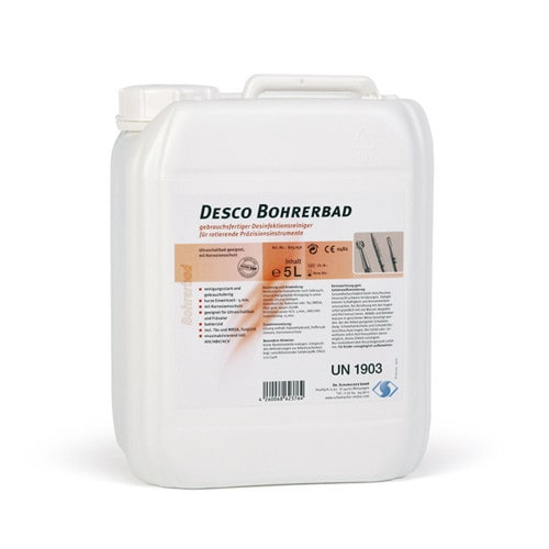 Desco Drill Bath