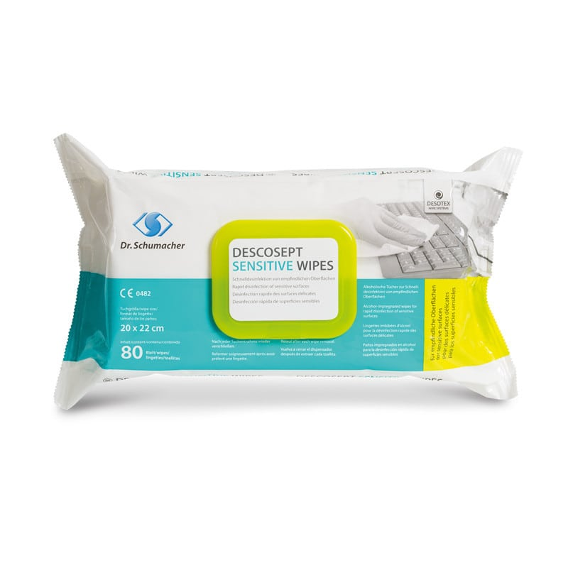 Descosept sensitive wipes