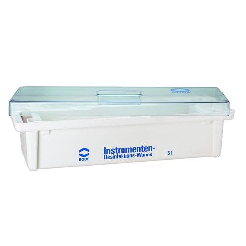Bode Desinfektionswanne für Instrumente mit Deckel in verschiedenen Größen
