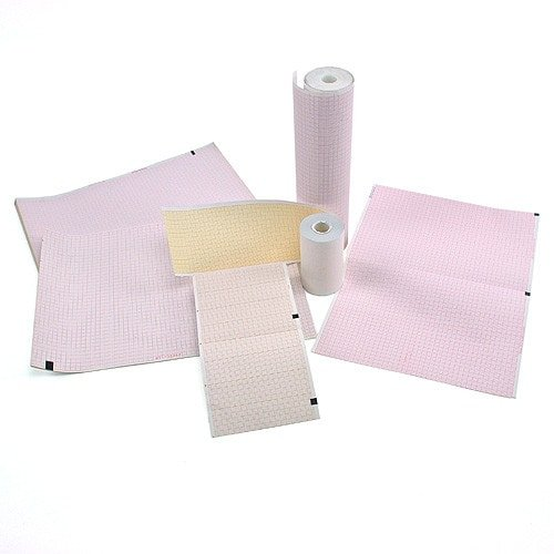 Schiller EKG-Papier