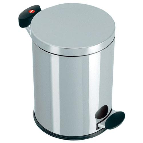 Poubelle à pédale, 14 litres