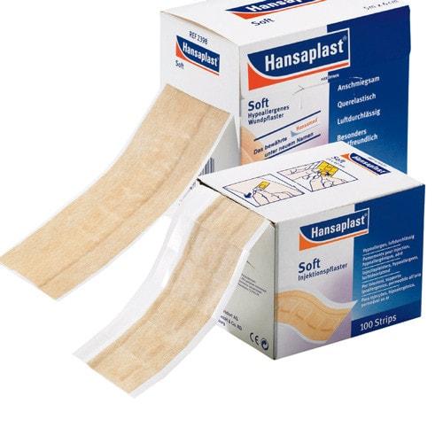 Hansaplast Soft Adhesive Plaster Roll