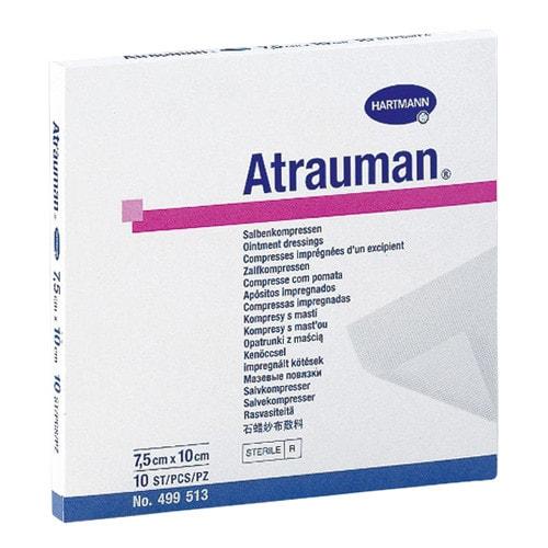 Compresses imprégnées Atrauman