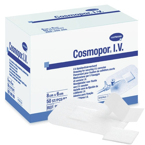 Cosmopor Intravenous Cannula Dressing
