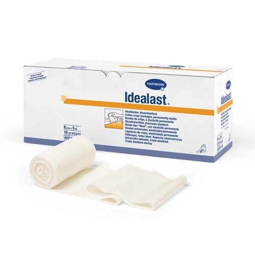 Idealast Permanent Bandage, 5 m in length