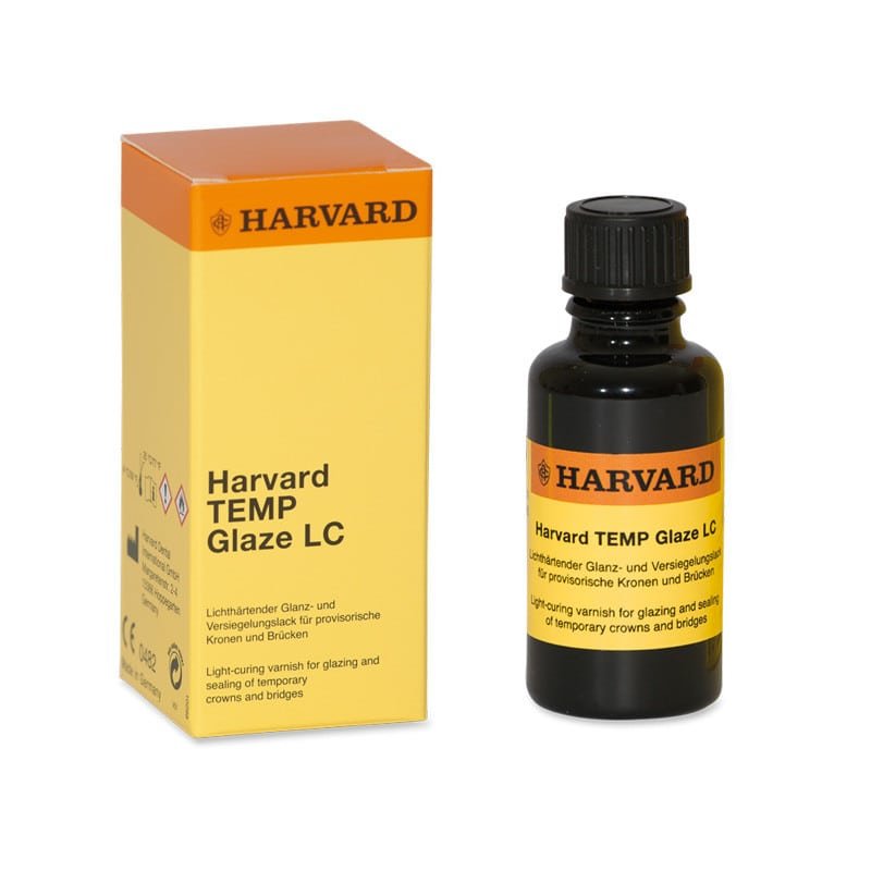 Harvard TEMP Glaze LC
