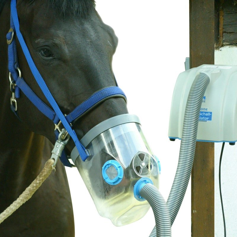 Air-one Ultraschall-Inhalator für Pferde